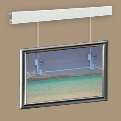 Галерейные подвесные системы для картин